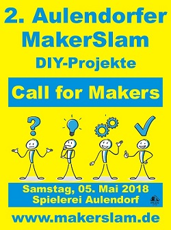 Call for MakerSlam DIY 250px
